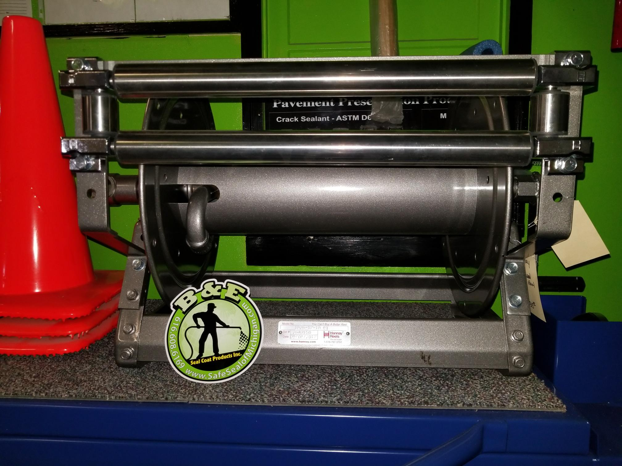 Hannay C2 4-Way Roller Guide Assembly