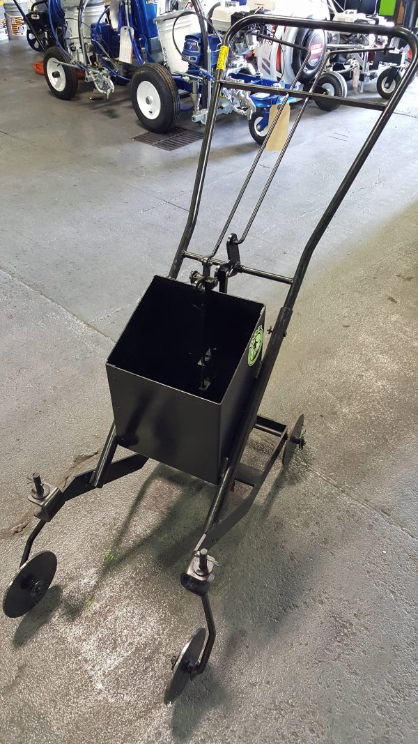 Hot Rubber Crack Cart for Crack Sealing