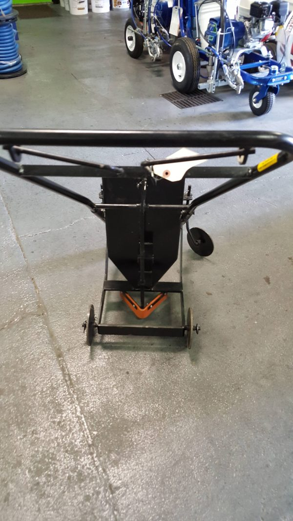 Hot Rubber Crack Cart