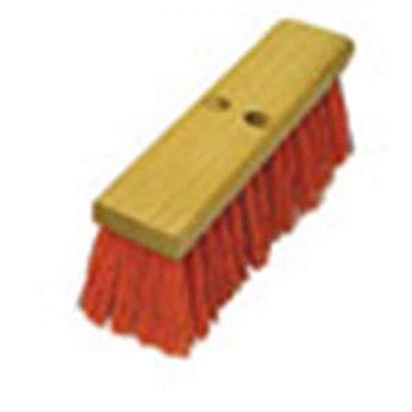 Poly Street Broom Head