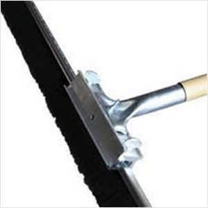 Power Brushes for Asphalt Sealer