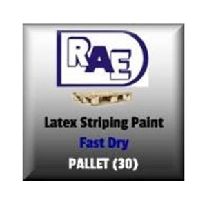 Fast Dry Traffic Striping Paint Pallet